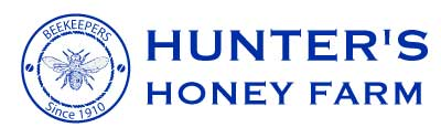 Hunter's Honey Farm - Logo Concept