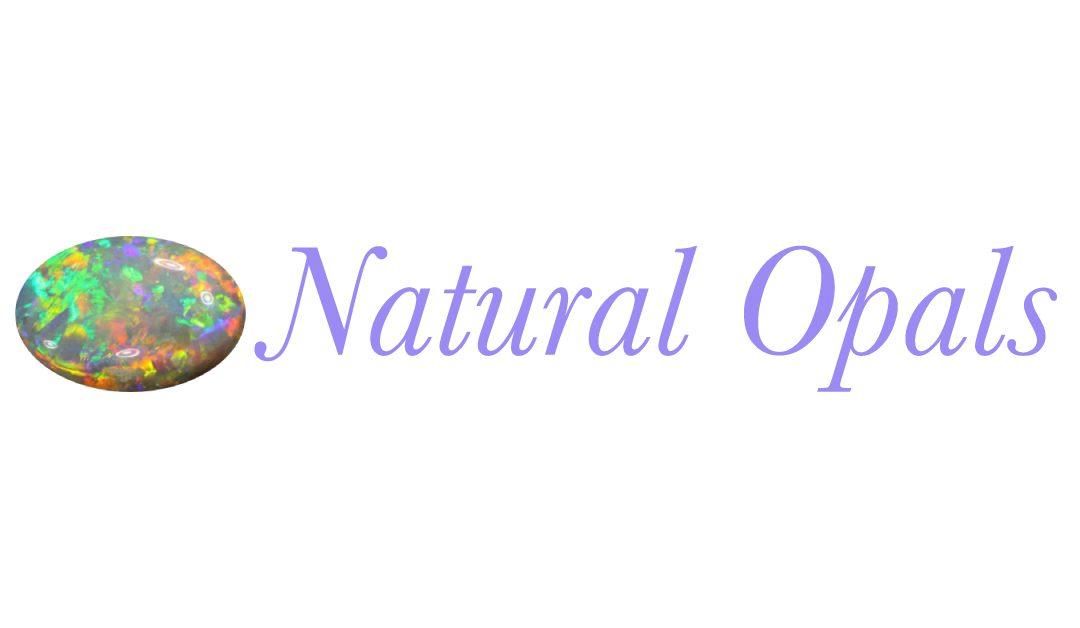Natural Opals