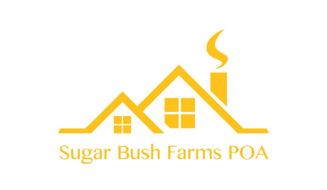 Sugar Bush Farms POA