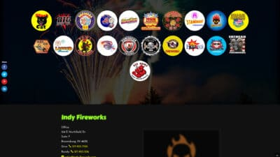 Indy Fireworks Brands In Stock