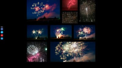 Indy Fireworks Image Gallery