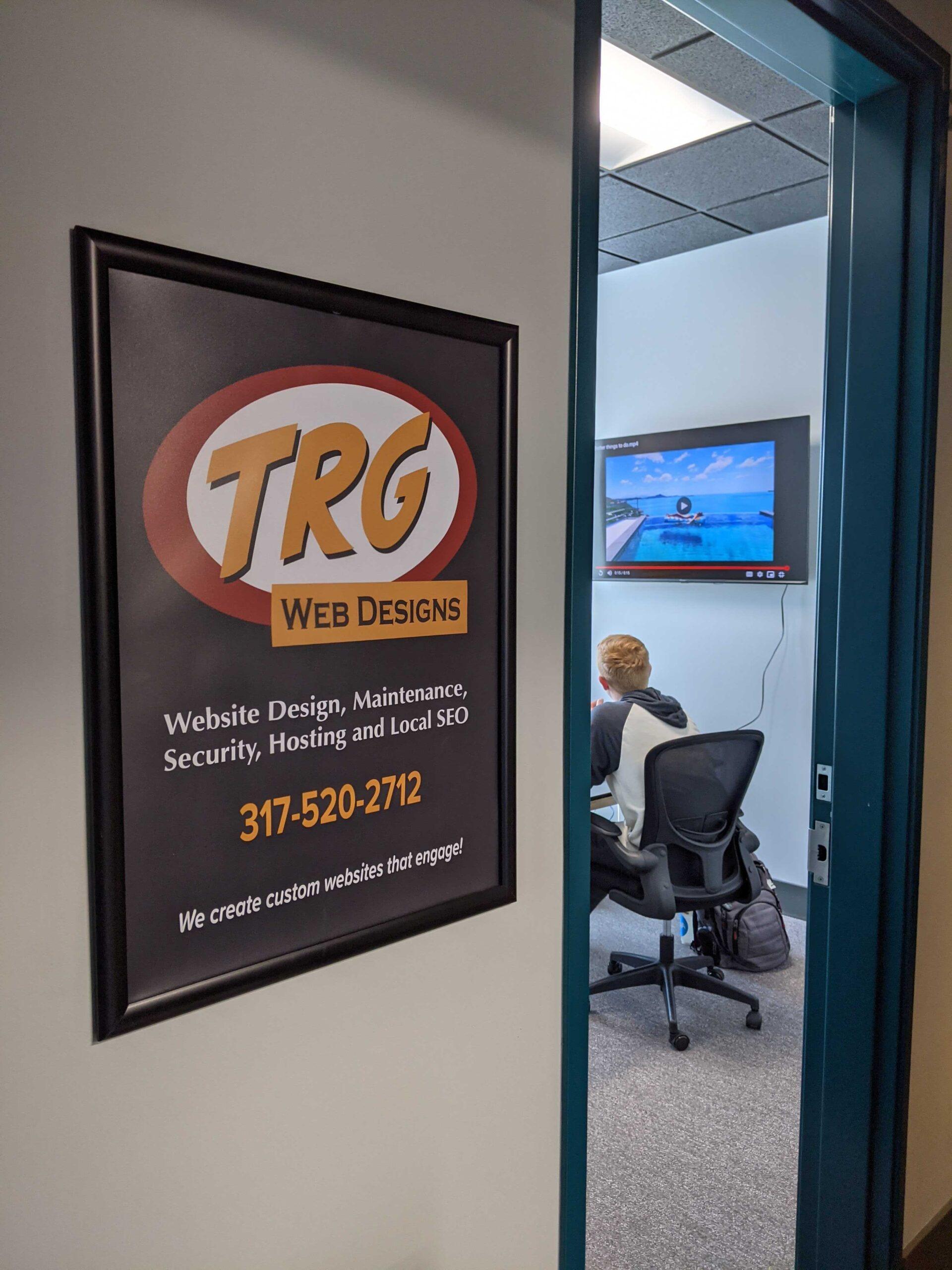 TRG Web Designs Office